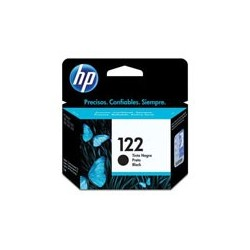 HP 122 BLACK DESKET INK CARTRIDGE LA