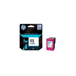 HP 122 TRI-COLOR DESKJET INK CARTRIDG