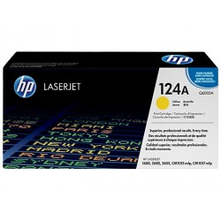 Toner Original HP  Q6002A - 124A AMARILLO - YELLOW