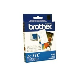 tinta Cyan BROTHER 51