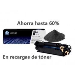Recarga de Toner HP 85A - CE285A