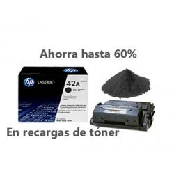 Recarga de Toner HP Q5942A